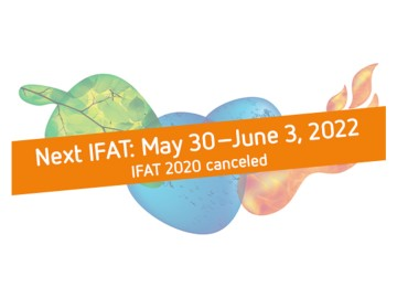 IFAT 2020 to be canceled